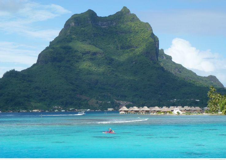 9 best Bora Bora Land Activities images on Pinterest ...