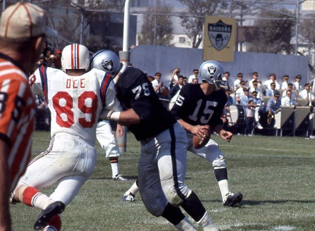 Flores was part of the trade that brought QB Daryle Lamonica to Oakland from Buffalo. He won his first Super Bowl title as a member of the Kansas City Chiefs as a backup QB in 1969. Flores led the Silver and Black to two Super Bowl wins as head coach – Super Bowl XV over Philadelphia and Super Bowl XVIII over Washington.