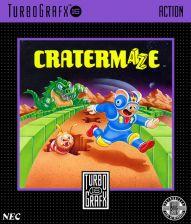 Play Cratermaze (NEC TurboGrafx 16) online | Game Oldies