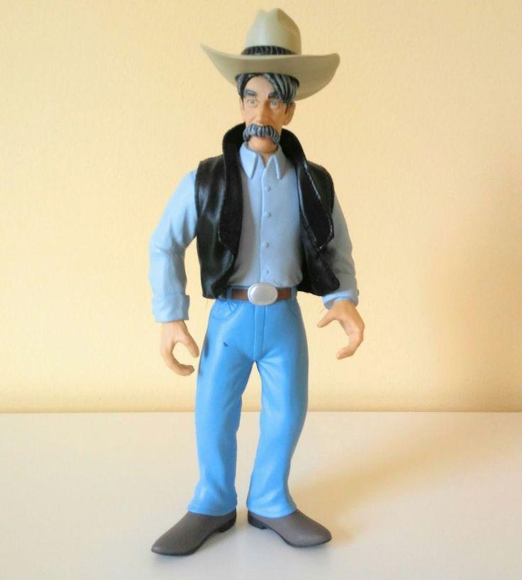 The Big Lebowski STRANGER Sam Elliot Cowboy Cult Classic Movie neca Figure Doll #BifBangPow