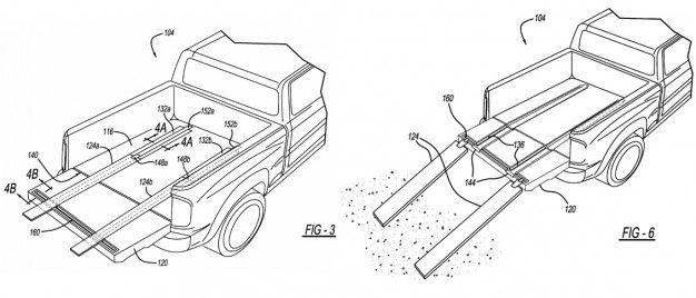 Ram Patents Retractable Pickup-Truck Bed RampsRam Ramps 2