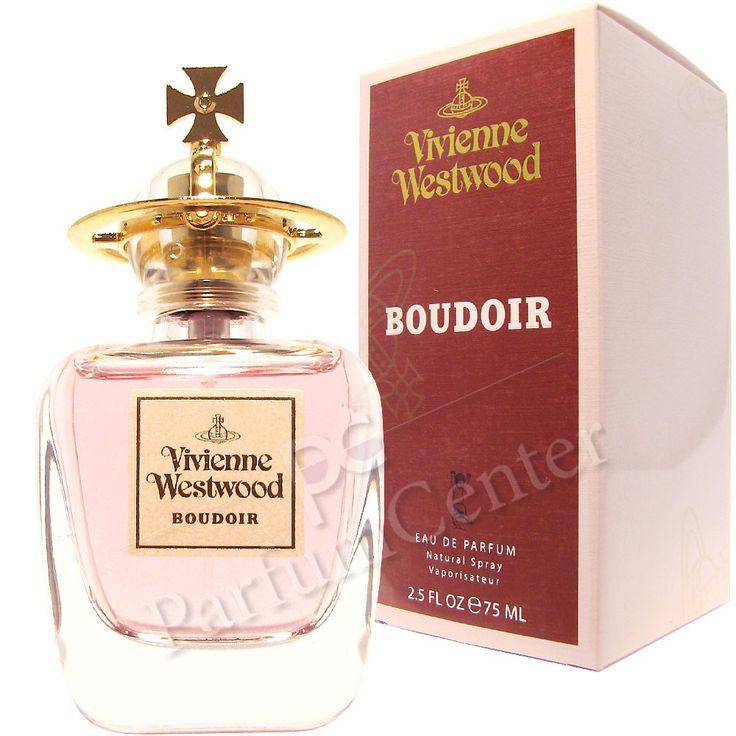 Vivienne Westwood Boudoir 50ml eau de parfum sprayBoudoir is een florale chypre geur voor vrouwen, sinds 1998 aanwezig. Het is gewijd aan een vrouwelijke en sterke vrouw, met geaccentueerde seksualiteit. Net als een boudoir, definieert de geur een private en intieme ruimte, charmant en verleidelijk. Het werd ontworpen door Martin Gras met de intentie om een geur te creëren, die ervoor zorgt dat alle mensen hun hoofden draaien  als de geur langs waait. De topnoten zijn aldehyden…