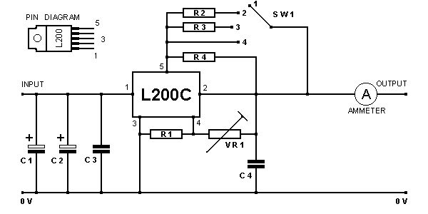 Electrolysis Power Supply Circuits