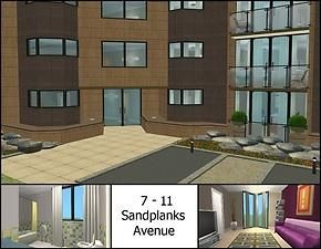 Mod The Sims - 7 - 11 Sandbanks Avenue
