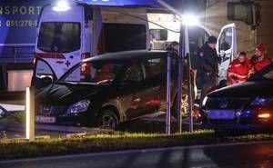 Reanimation nach Unfall in Wels-Puchberg