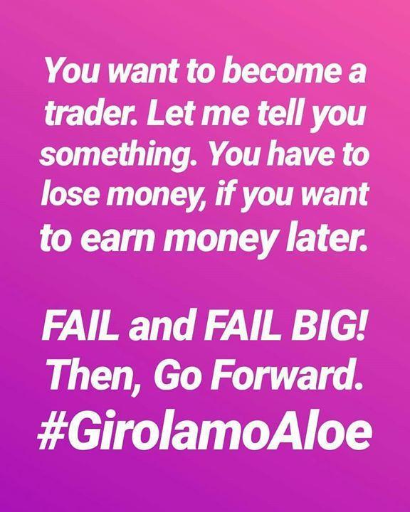 lose money to make money