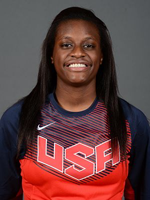 USA Basketball: Cedar Hill's Joyner Holmes was named to the 2014 USA Basketball Women's U17 World Championship Team on May 26, 2014, after three days of trials at the U.S. Olympic Training Center in ColoradoSprings,Colorado, that began with 145 players.
