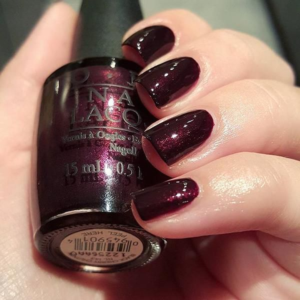 Black Cherry Chutney | OPI - get this one