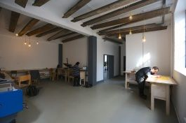 Machines Room is an east London maker space open to the public and businesses to come and fabricate their ideas. We have a full range of machines for processes such as laser & vinyl cutting, 3d printing to CNC.