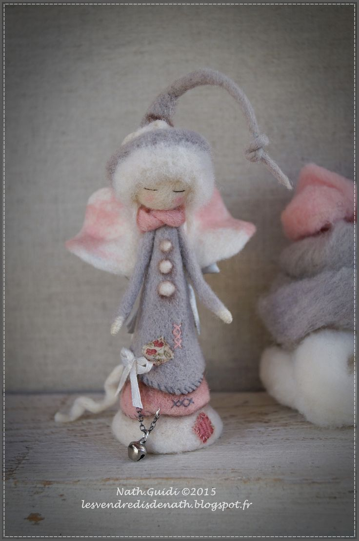 Petite fée ailée :)