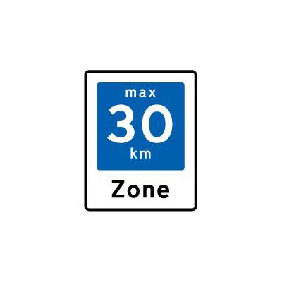 Område med fartdæmpning E 53
