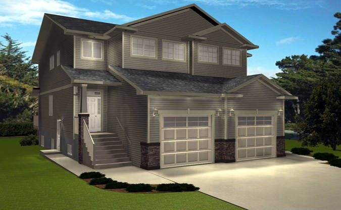 Best 25 duplex plans ideas on pinterest duplex house for Income suite house plans
