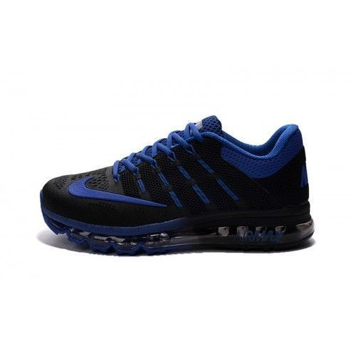 Nike Air Max 2016 - Compra Zapatillas 2016 Hombre Nike Air Max 2016 Negro Azul Online http://feedproxy.google.com/fashionshoes2