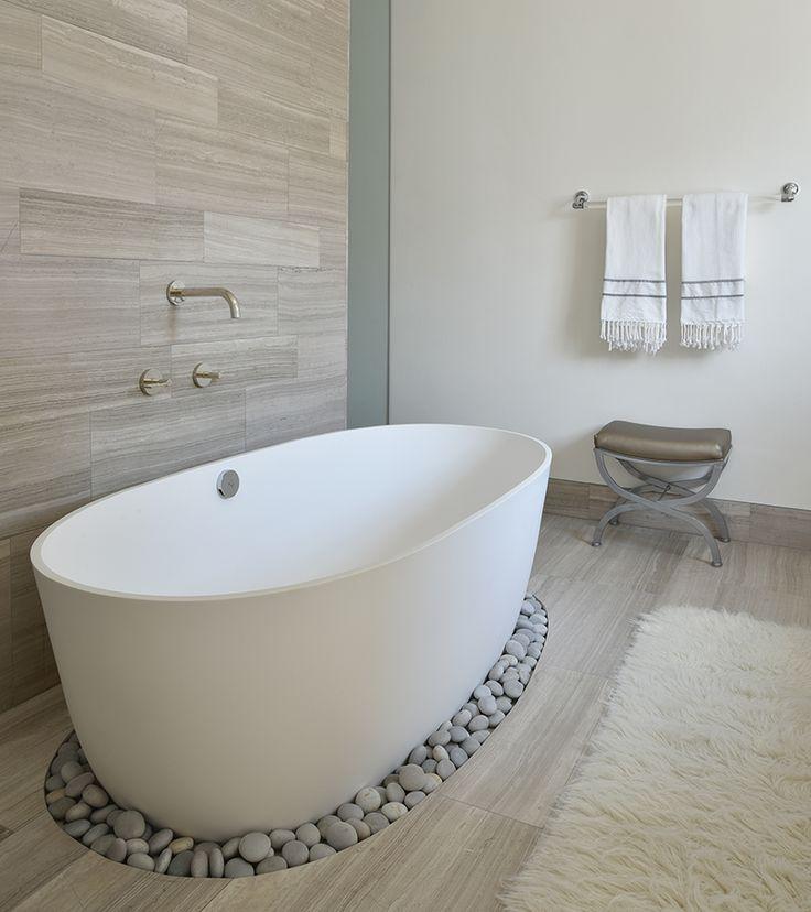 A Nice Huge, Deep Bathtub!