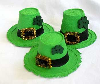 10 Easy St. Patrick�s Day Crafts For Kids