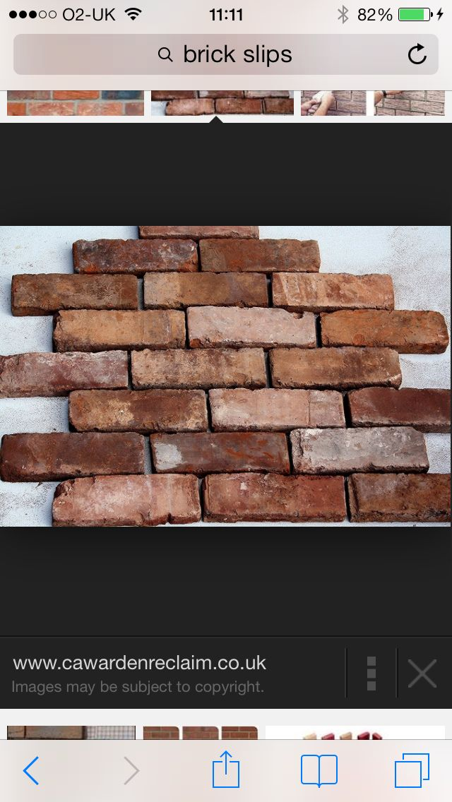 40 Best Images About Brick Slips Accent Walls On Pinterest