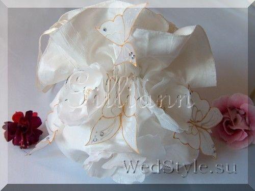 Свадебная сумочка Gilliann Батерфляй Бина BAG283 #weddingbag #weddingclutch