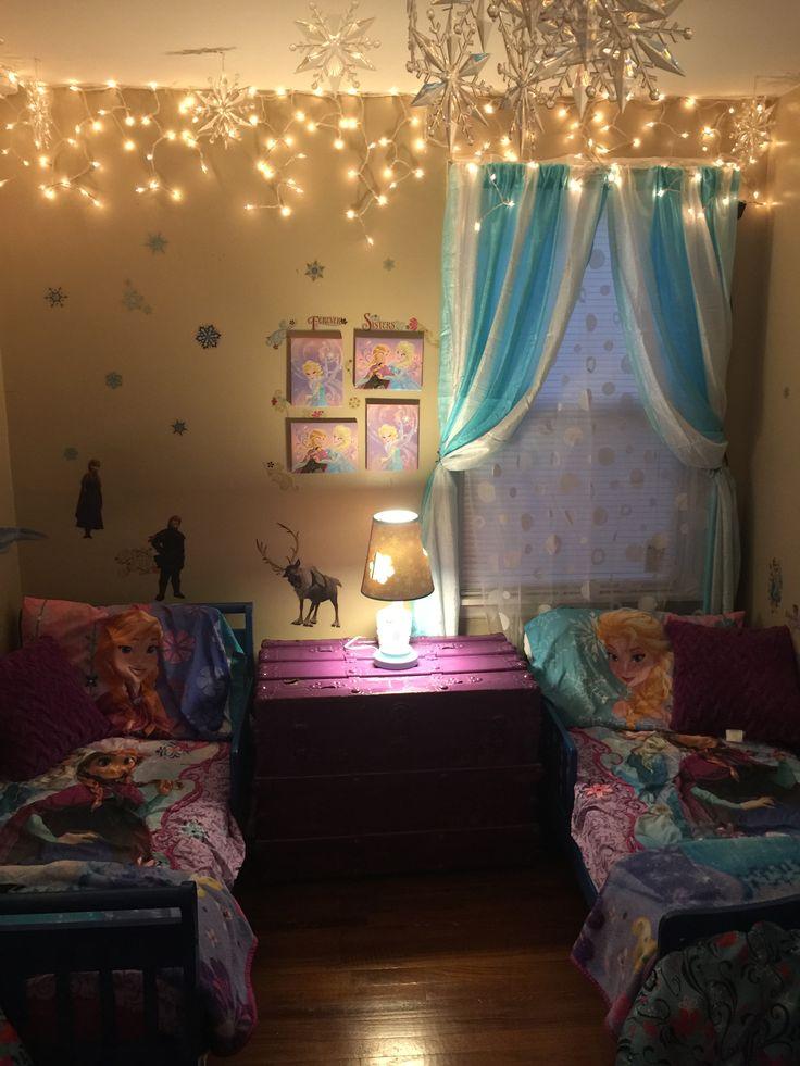 Best 25 Frozen bedroom ideas on Pinterest  Frozen girls