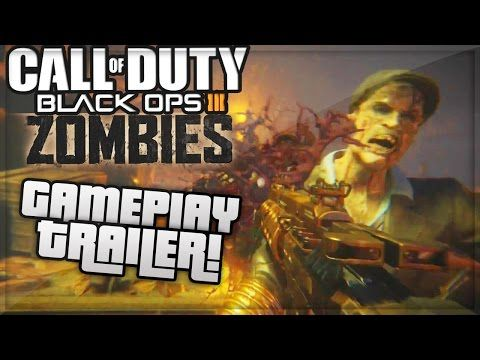 Black Ops 3 Zombies Gameplay Official Reveal Trailer! Shadows of Evil (Call Of Duty COD Black Ops 3) - YouTube