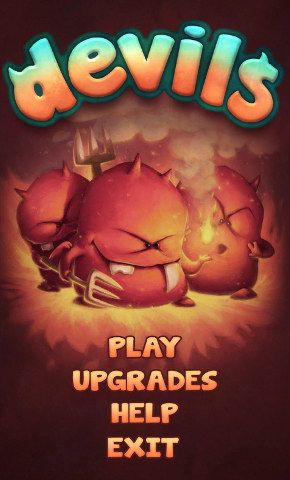 Some reviews:  - http://www.playandroid.com/blog/new-android-game-devils/ (english)  - http://www.androidshock.com/news/ravegans-latest-puzzler-lets-you-take-on-some-red-and-blue-devils/ (english)   Play DEVILS! IT'S FREE!    Link: https://play.google.com/store/apps/details?id=com.Ravegan.Devils&hl=en