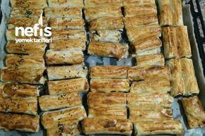 Nişastalı, Sirkeli, Hazır Yufkadan Ispanaklı Çıtır Börek Tarifi nasıl yapılır? 234 kişinin defterindeki bu tarifin resimli anlatımı ve deneyenlerin fotoğrafları burada. Yazar: ELİF TÜRK ŞENTUNA