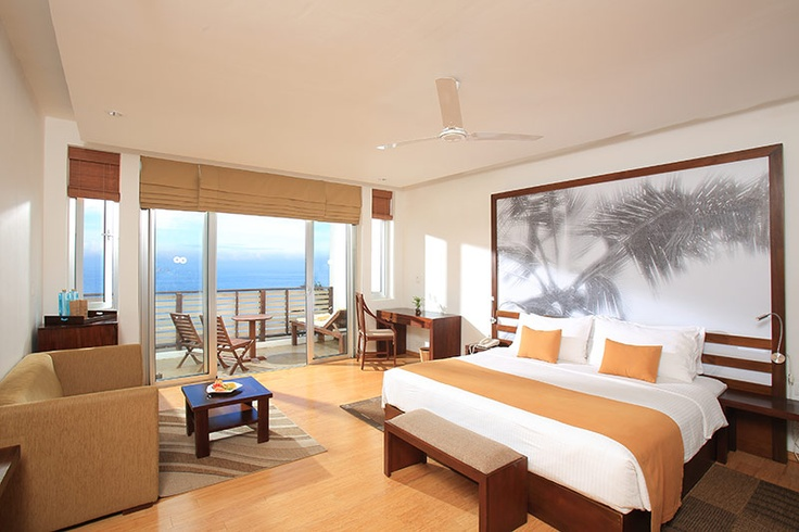 Jetwing Sea | Deluxe Room