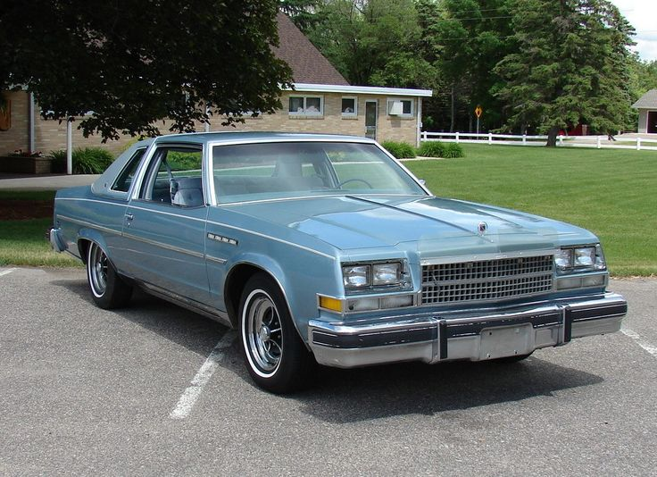 1972 Buick Gs 1978 Buick Electra Buick Motor Division