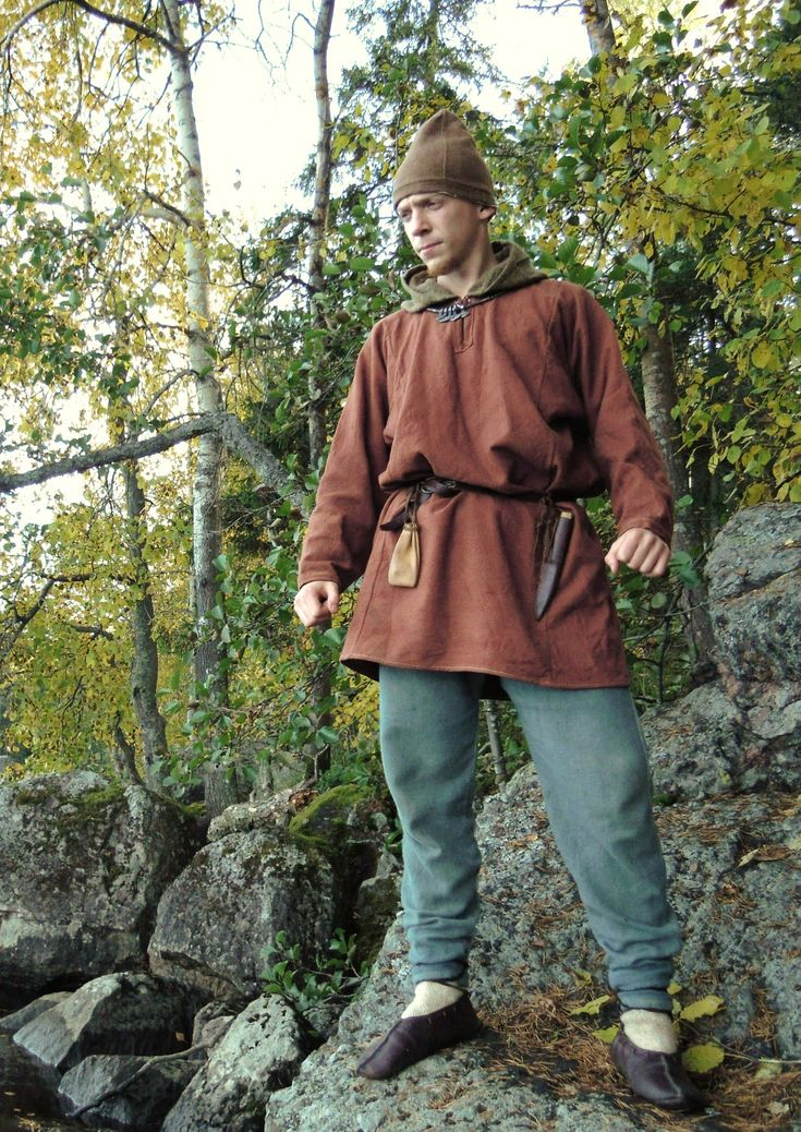39 best Viking Male Clothing Recreations images on ... Ancient Vikings Clothing