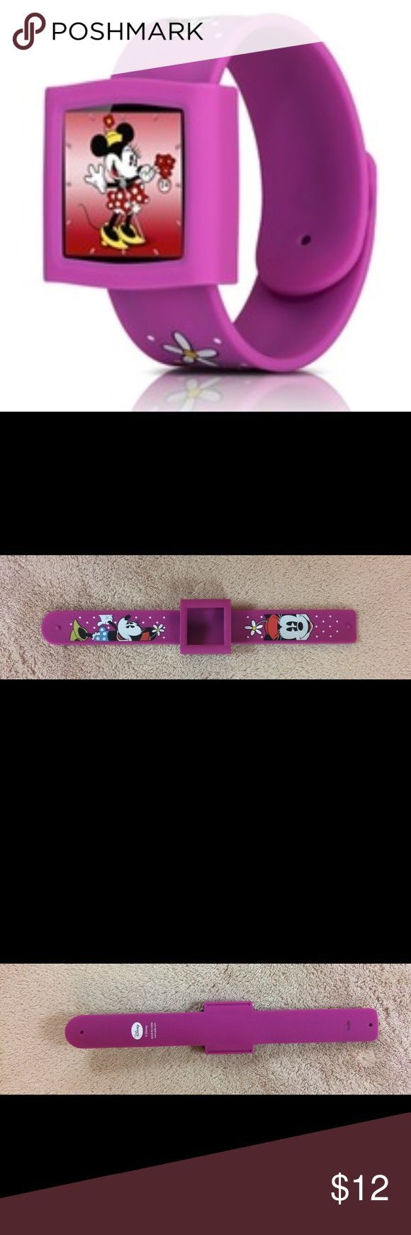 Best Bracelet 2017/ 2018  : iPod Nano Disney Magic Band Used good condition. Length 10. Width 1. Wear your