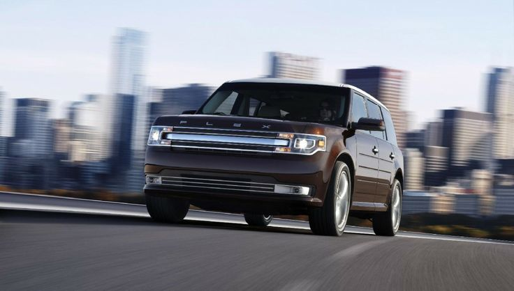 Ford Flex Crossover SUV http://www.performancefordlincoln.com/