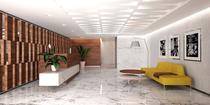 Lobby Edificio Victor Maurtua 3