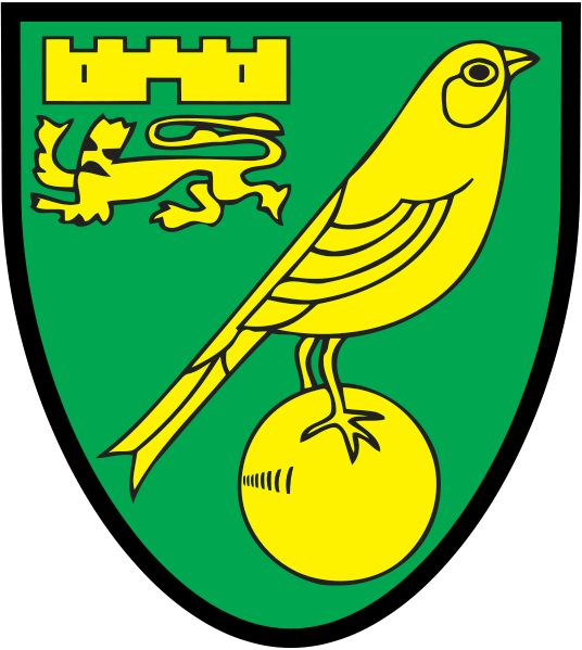 Norwich City F.C. (The Canaries, Yellows, The Citizens)