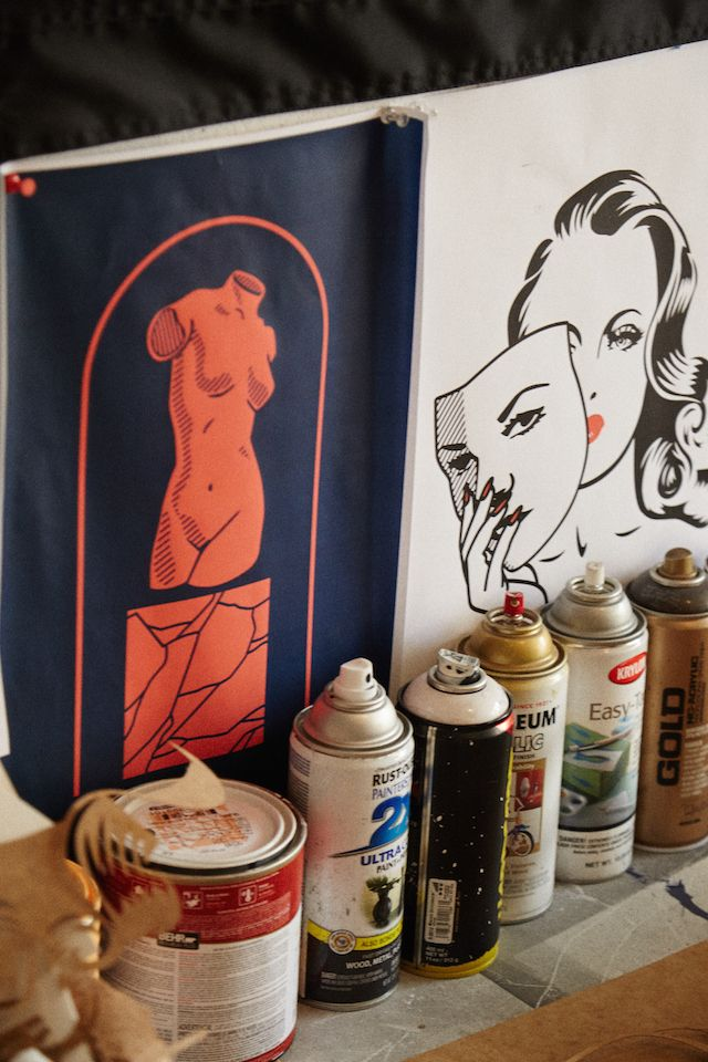 Urban Outfitters - Blog - Artist Editions: Francisco Reyes Jr. X UO