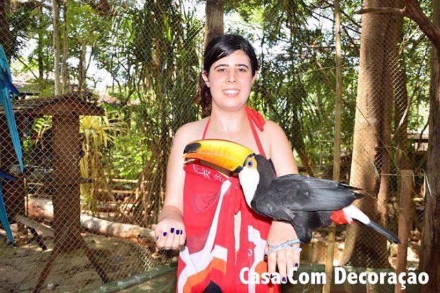 Perto da natureza: Rio Quente Resorts