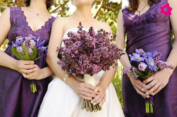 Bukiety ślubne z wrzosem | Paulina's Blog