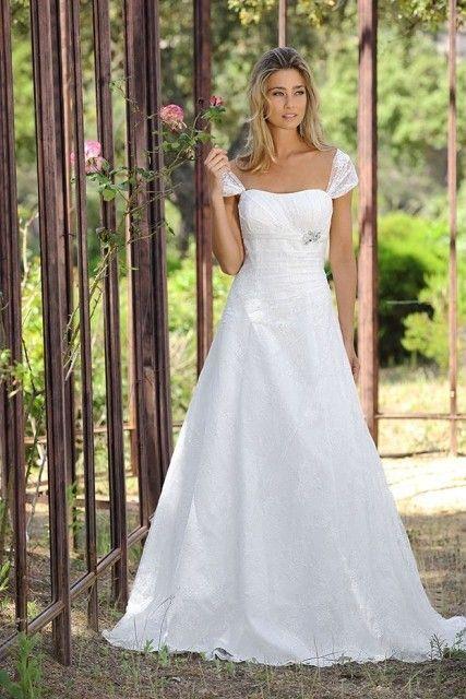 69 besten Trouwjurken Bilder auf Pinterest   Hochzeitskleider ...
