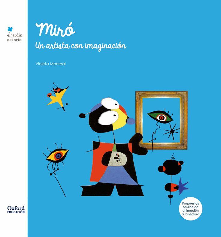 Miró : Un artista con imaginación Entender el arte es muy fácil cuando no se le tiene miedo. Este libro aproxima la obra y la vide de Joan Miró a niños y niñas desde el concepto de la imaginación. ...