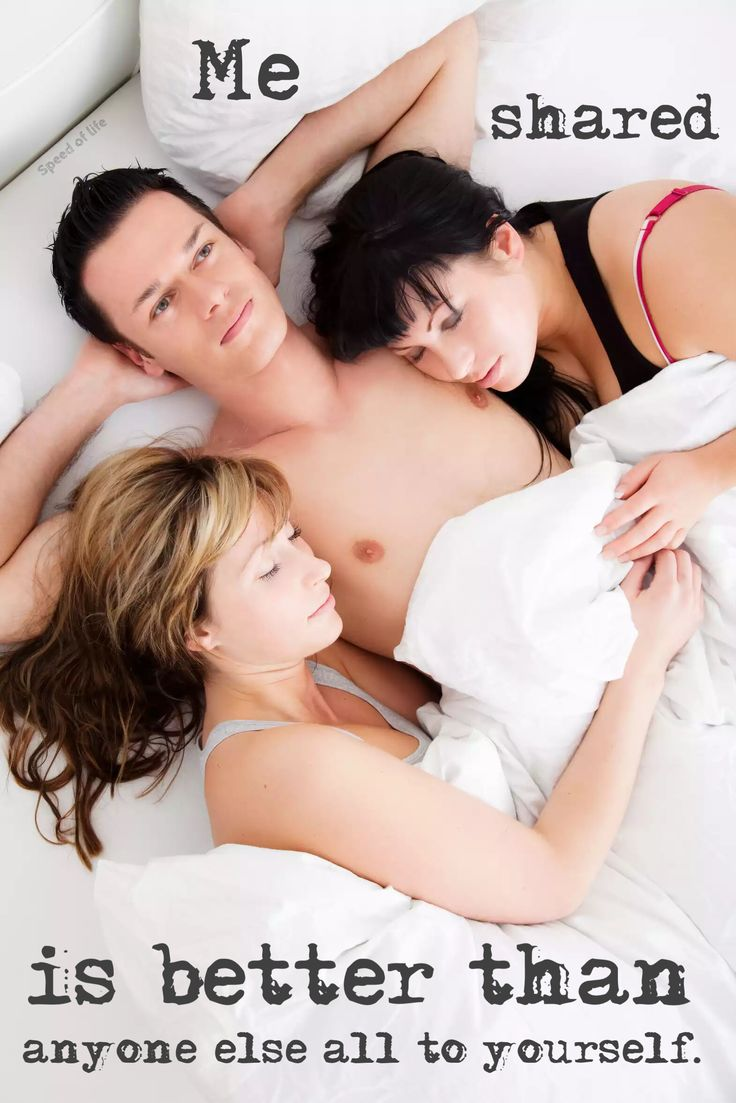 love advice have threesome