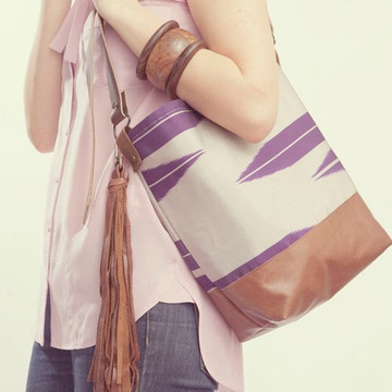Brooklyn Shoulder Bag Prpl I, 137€, now featured on Fab.