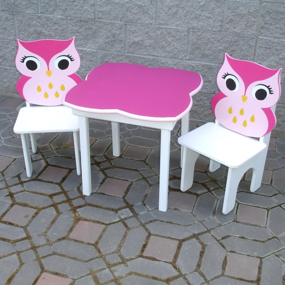 86 best ideas about Furniture Kids – Girls Table and Chair