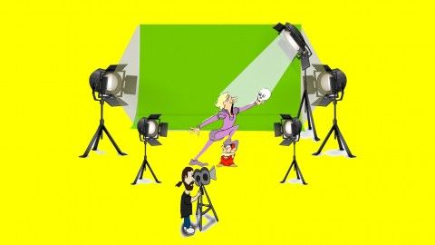Udemy Free Course: Green Screen & Chroma Key with Ease: Video Production Ninja