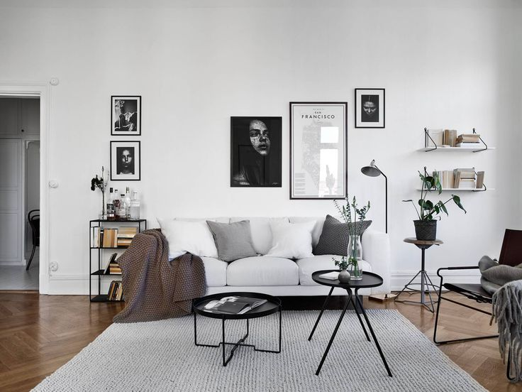 Find This Pin And More On Living Roomscandinavian By JustynaNiko