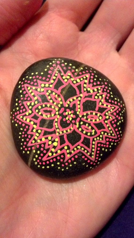 Russian River Rocks - One of a Kind - Energy Flower - 06