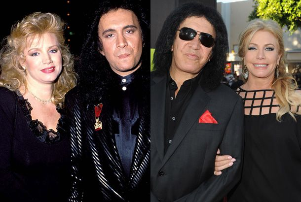 Gene Simmons and Shannon Tweed Today