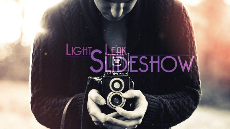 Light Leak Slideshow is a useful After Effects by IGID Studio project for those who want a dynamic way of presenting their photos/videos with this cinematic light leak look!  Download link: videohive.net/item/light-leak-slideshow/9196122
