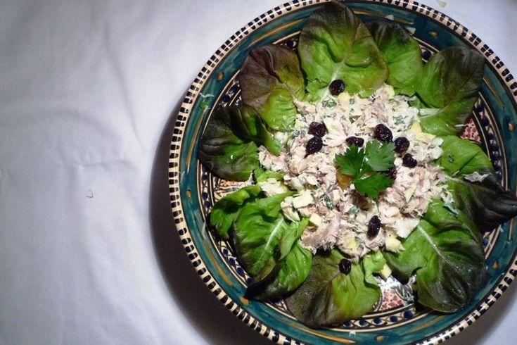 Mackerel salad recipe on Food52