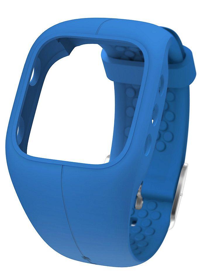 POLAR Armband zum Wechseln, »A300 Indigo Blue«, Fitnessgeräte, 268143-0 Jetzt bestellen unter: https://mode.ladendirekt.de/damen/schmuck/armbaender/sonstige-armbandaender/?uid=99732086-7563-5656-accd-303da0c9d858&utm_source=pinterest&utm_medium=pin&utm_campaign=boards #sonstigearmb #schmuck #armbaender #aender