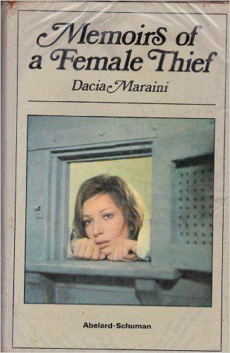 23 best dacia maraini images on pinterest author sign writer and memoirs of a female thief dacia maraini 9780200720663 amazon books fandeluxe Images