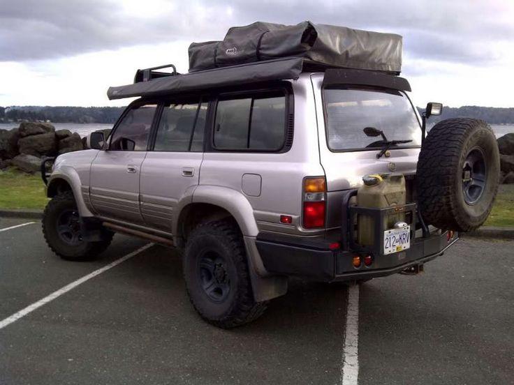 1997 Lexus LX450 Expedition Vehicle Toyota Land Cruiser