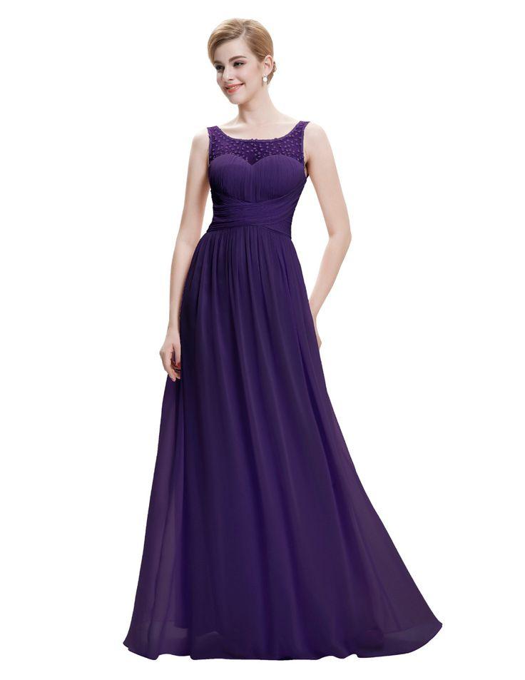 Aliexpress.com: Comprar Vestido de Noche Robe De Soirée Abendkleider 2016 Nueva Llegada Púrpura Largo Vestidos Para Ocasiones Especiales Vestido Maxi Vestidos de Noche de vestidos vestido de venta fiable proveedores en Y-Aphrodite